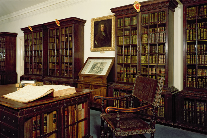 pepys_library